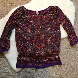 Women's size large top/ blouse